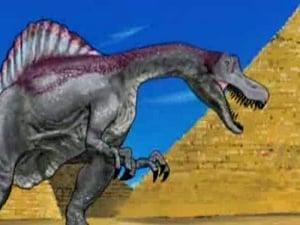 Dinosaur King: Season 1 Episode 2