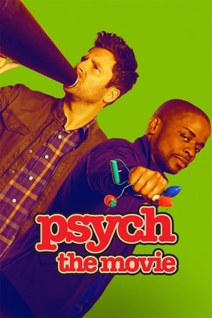 Psych - The Movie