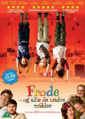 Capa do filme Frode - og alle de andre rødder