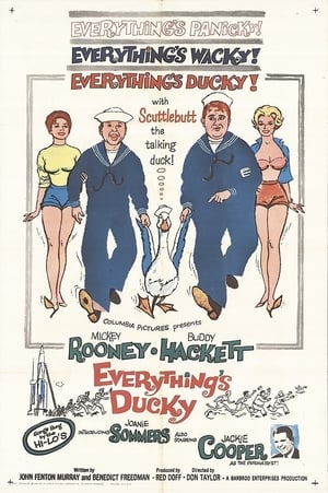 Everything's Ducky poster