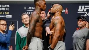 UFC 248: Adesanya vs Romero