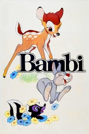 VER Bambi (1942) Online Gratis HD