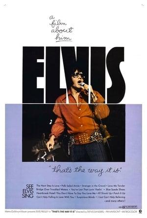 VER Elvis: Así es como es (1970) Online Gratis HD