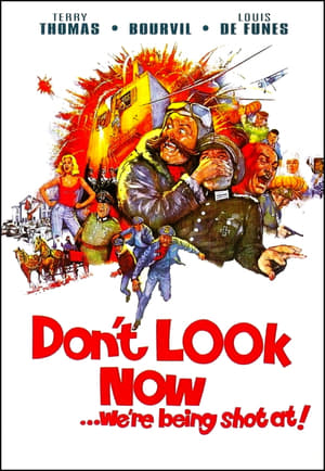 Don't Look Now: We're Being Shot At