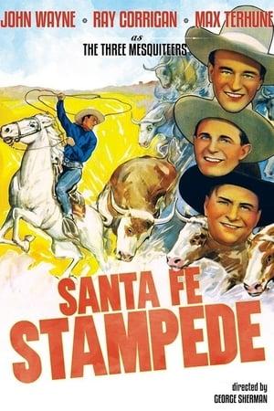 Image Santa Fe Stampede