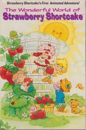 Poster The World of Strawberry Shortcake (1980)