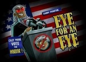 Danny Phantom: episodio 01 temporada 3