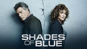 poster Shades of Blue