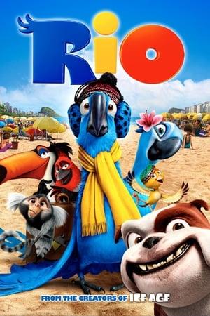 Poster Rio (2011)