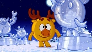 Kikoriki Season 1 :Episode 56  The Frozen Surprise