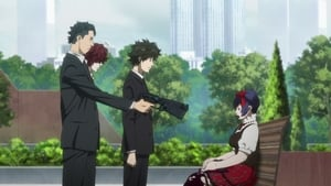Psycho-Pass Season 3 Episode 8