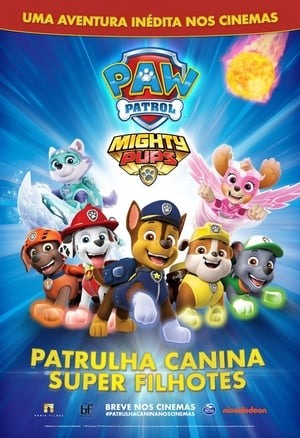 Patrulha Canina – Super Filhotes Torrent, Download, movie, filme, poster