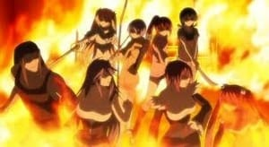 Majikoi – Oh! Samurai Girls Season 1 Episode 7