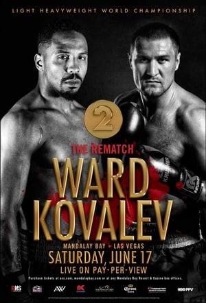 Andre Ward vs. Sergey Kovalev II