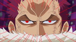 One Piece Episódio 858