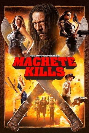 Machete Kills (2013) is one of the best movies like Terminator Genisys (2015)
