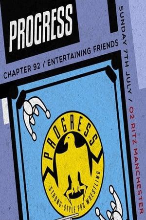 PROGRESS Chapter 92: Entertaining Friends