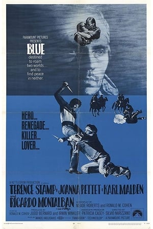 Blue-Terence Stamp