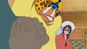 You're Going Down, Absalom!! Nami's Lightning Attack of Friendship!!