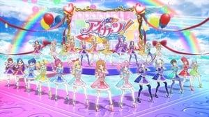 poster Aikatsu! ~Aiming For the Magic Aikatsu Card~
