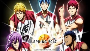 Kurokos Basketball Last Game (2018)