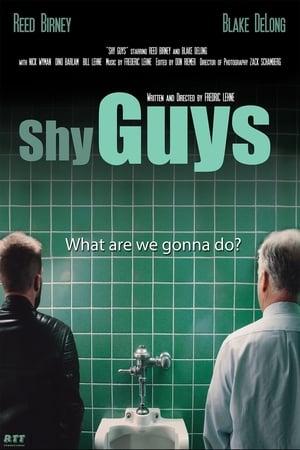 Shy Guys-Nicholas Wyman