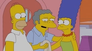 Episodio TV Online Los Simpson HD Temporada 23 E12 Moe Goes from Rags to Riches