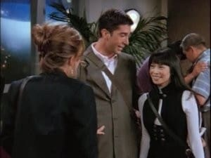 Friends Season 2 Episode 1