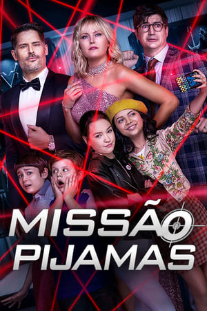 Missão Pijamas - Poster