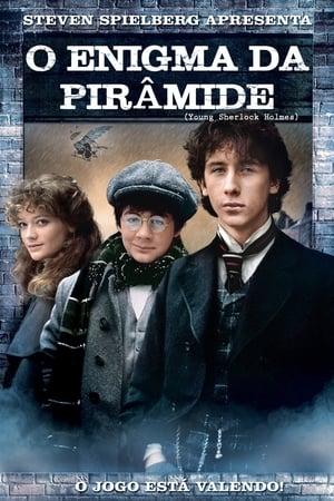 O Enigma da Pirâmide - Poster