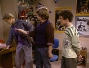 Saved by the Bell: 1×8