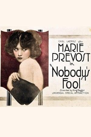 Poster Nobody's Fool (1921)