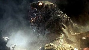 Japanese movie from 2009: Gehara: The Dark and Long-Haired Monster