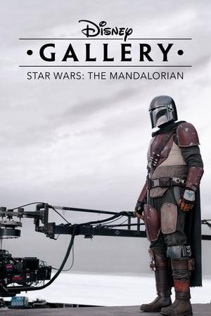 Disney Gallery: The Mandalorian (Minissérie) Torrent, Download, movie, filme, poster