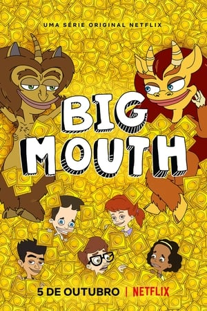 Big Mouth 1ª Temporada Completa (2017) WEBRip 720p | 1080p Dublado e Legendado – Baixar Torrent Download