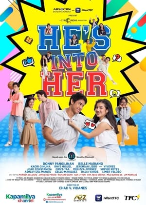poster He's Into Her