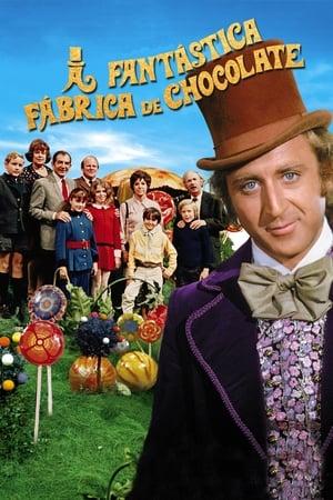 Assistir A Fantástica Fábrica de Chocolate