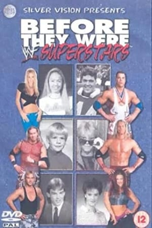 WWF: Before They Were Superstars poster
