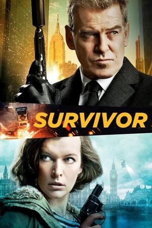 Survivor (2015) is one of the best movies like The Book Of Eli (2010)
