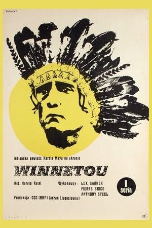 Winnetou 1: Apache Gold poster