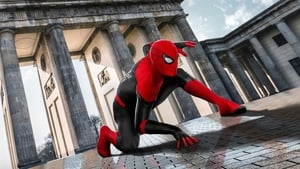 Graphic background for Spider-Man: Far from Home IMAX