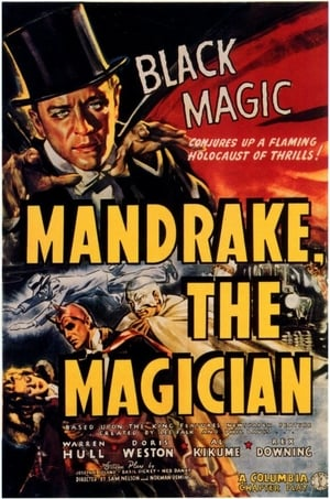 Mandrake the Magician streaming