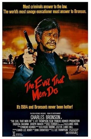 The Evil That Men Do-Theresa Saldana