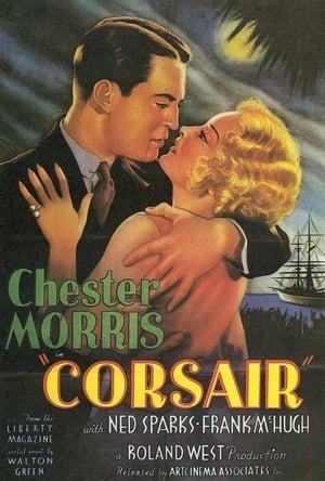 Capa do filme O Corsário