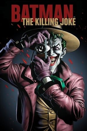 Batman: The Killing Joke (2016) is one of the best movies like Hanna (2011)