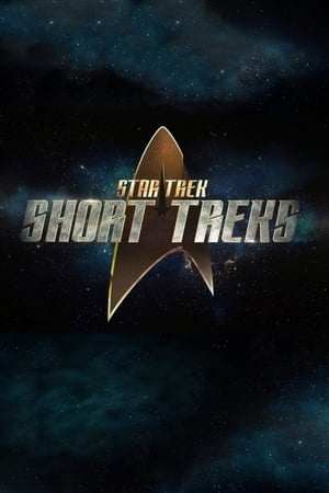 Star Trek: Short Treks cover