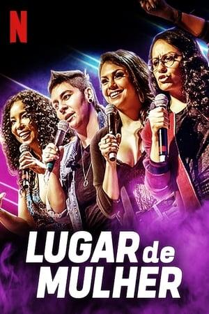 Lugar de Mulher 1ª Temporada Torrent, Download, movie, filme, poster