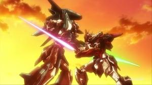 Gundam Build Fighters: Battlogue Capítulo 5