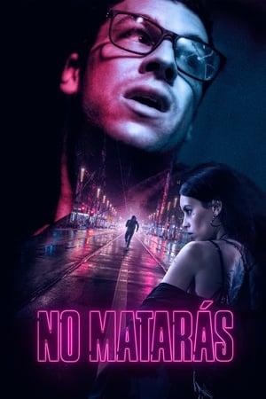 No Matarás - Poster