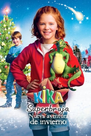 Kika Superbruja: Nueva aventura de invierno